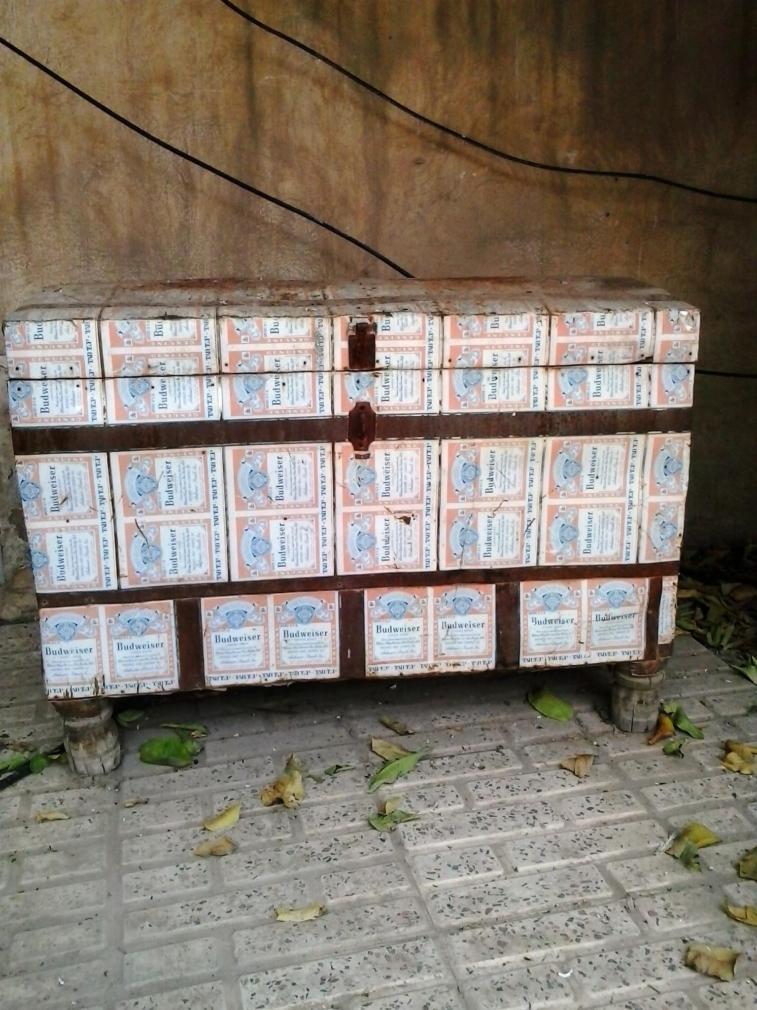 یخدان صندوقی